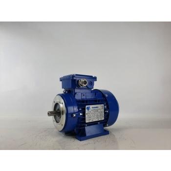 Elektrimootor 0,25kW/1000 p/min MS 712-6 B34; IE1; IP55; 230/400V