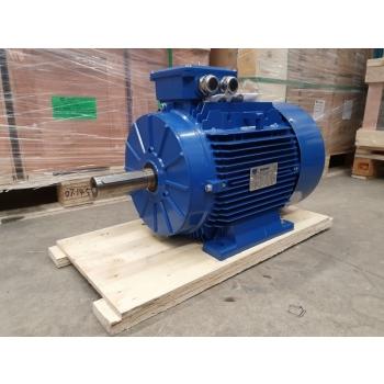 Elektrimootor 15,0kW/3000 p/min T3A 160M2-2 B3; IE3; IP55; 400/690V; PTC termistorid 130℃