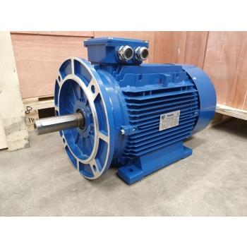 Elektrimootor 11,0kW/1000 p/min T3A 160L-6 B35; IE3; IP55; 400/690V; PTC termistorid 130℃