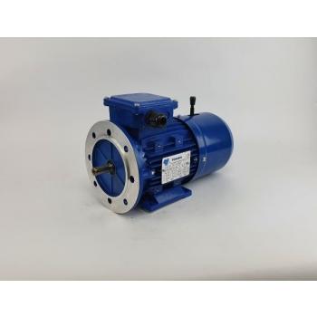 Pidurmootor 0,37kW/1500 p/min MSB 712-4 B35; IE1; IP55; 230/400V
