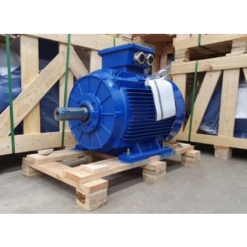 Elektrimootor 30,0kW/1000 p/min T3C 225M-6 B3; IE3; IP55; 400/690V; PTC termistorid 130℃