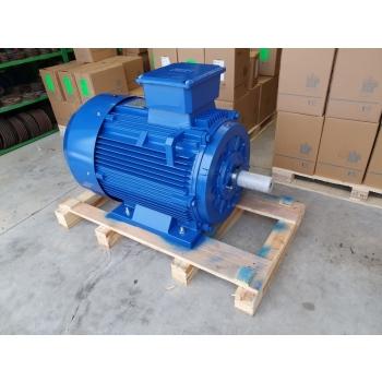 Elektrimootor 75,0kW/1000 p/min T3C 315S-6 B3; IE3; IP55; 400/690V; PTC termistorid 130℃