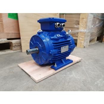 Elektrimootor 4,0kW/1500 p/min T3C 112M-4 B3; IE3; IP56; 400/690V; PTC termistorid  180ºC, Insul. cl H