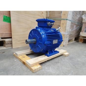 Elektrimootor 5,5kW/1500 p/min T3C 132S-4 B3; IE3; IP56; 400/690V; PTC termistorid  180ºC, Insul. cl H