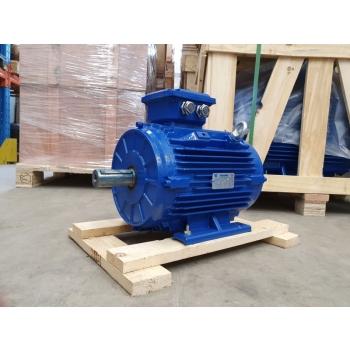 Elektrimootor 7,5kW/1500 p/min T3C 132M-4 B3; IE3; IP56; 400/690V; PTC termistorid  180ºC, Insul. cl H