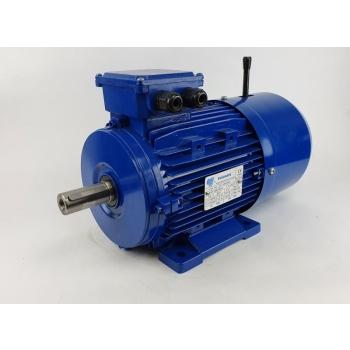 Pidurmootor 0,75kW/700 p/min MSB 100L1-8 B3; IE1; IP55; 230/400V