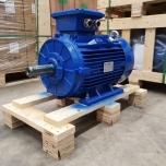 Elektrimootor 7,5kW/1000 p/min T2C 160M-6 B3; IE2; IP55; 400/690V; PTC termistorid 130℃
