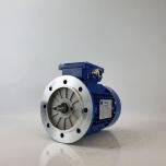 Elektrimootor 0,37kW/1500 p/min MS 712-4 B5; IE1; IP55; 230/400V