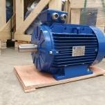 Elektrimootor 9,2kW/1500 p/min T3A 132M2-4 B3; IE3; IP55; 400/690V; PTC termistorid 130℃