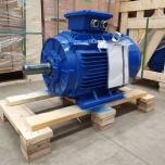 Elektrimootor 18,5kW/1500 p/min T3C 180M-4 B3; IE3; IP55; 400/690V; PTC termistorid 130℃