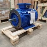 Elektrimootor 18,5kW/1500 p/min T3C 180M-4 B35; IE3; IP55; 400/690V; PTC termistorid 130℃