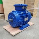 Elektrimootor 5,5kW/1500 p/min T3C 112M2-4 B3; IE3; IP56; 400/690V; PTC termistorid  180ºC, Insul. cl H