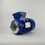 Elektrimootor 0,55kW/1500 p/min MS 801-4 B14; IE1; IP55; 230/400V